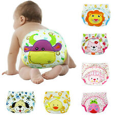 New Newborn Infant Baby Boys Girl Toddler Training Pants Cloth Diaper Underwear