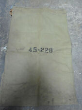 WWII U.S. Army Mail Bags