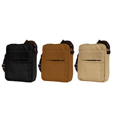 Satchel Bag Crossbody Mens Shoulder Bag School Bags Retro Canvas Messenger Hot
