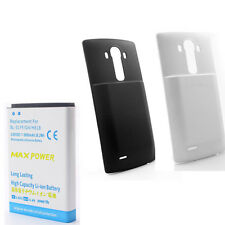 6800mAh Replacement Li-ion Battery + Back Cover For LG G4 BL-51YF H818 H815 H810