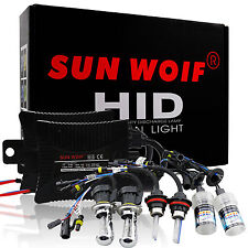 35/55W Xenon Hi/Lo HID Conversion Kit Headlight Slim Ballast H1 H4 H7 H11 9007