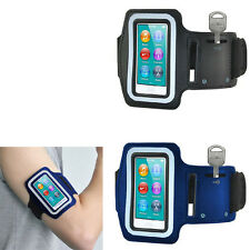 Exercis Waterpfoof Sport Running Gym Armband Cover Case For iPod Nano 7th Gen