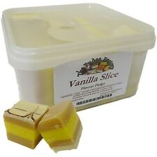 The Fudge Factory Fudges Sweets Vanilla Chocolate Peanut Butter 250g - 2kg Tubs