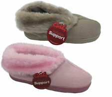 Ladies Slippers Grosby Invisible Support Princess Pink or Beige Size 5-10 New