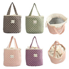Picnic Storage Bag Thermal Cooler Insulated Lunch Portable Carry Tote Container