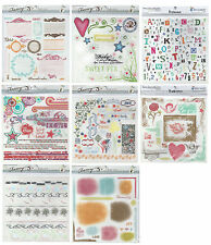 Fancy Pants Coloured RUB-ON TRANSFERS Various Designs CHOOSE