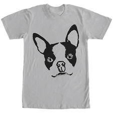 Lost Gods Boston Terrier Dog Mens Graphic T Shirt
