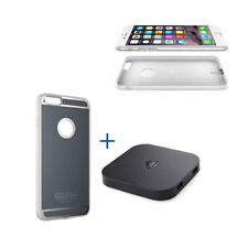For Apple iPhone 6/6S Plus QI Wireless Charging Charger Pad with Receive CASE