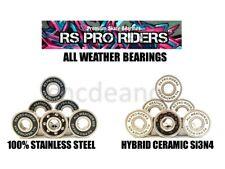 608 2RS 8x22x7mm ALL WEATHER CERAMIC Si3N4 & STAINLESS STEEL PREMIUM BEARINGS