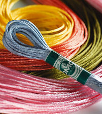DMC SATIN FLOSS - PRICE PER SKEIN -54  AVAILABLE COLORS -  #S211-S5200