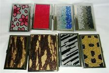 SUPER BRIGHT BLING RHINESTONE BUSINESS CREDIT CARD CASE MAX BLING FREE US SHIP