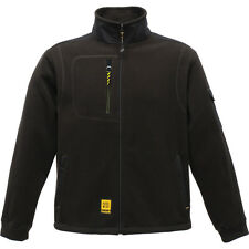 Mens Regatta Hardwear Sitebase Brushed Anti Pill Warm Fleece Jacket Top