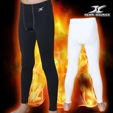 Kids Thermal Underwear Base Layer Compression Long Pants for Winter Napping NPK