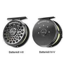 Orvis Battenkill Click & Pawl Fly Reels w/ 50% Off Fly Line & Backing
