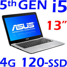 NEW ASUS Ultrabook CORE i5-5200U 13