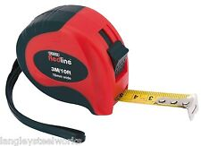 Draper Redline 69016 3 m/10 ft Soft Grip Metric/Imperial Measuring Tape