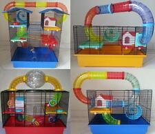 Hamster Cage, Hamster Lodge, Rodent Cage, Mouse Cage, Cage Pipesystems