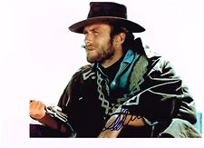 Clint Eastwood 8 x 10 Authentic Hand Signed Autographed Photo W/COA