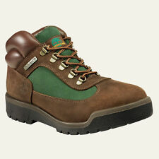 GS / KIDS TIMBERLAND FIELD BOOT *BEEF & BROCCOLI*  ASSORTED SIZES *NEW IN BOX*