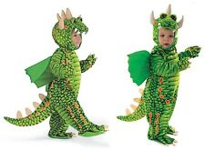 NEW NWT Boys or Girls Baby Dragon Halloween Costume 6/12 or 18/24 Months