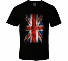 Grunge British Flag Punk New Rock T shirt tshirt t-shirt tee Small to 6XL