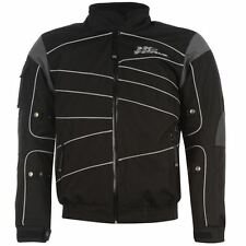 No Fear Moto Softshell Jacket Outerwear Track Casual Mens