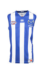 North Melbourne Kangaroos AFL 2015 CCC Clash/Away Guernsey Kids Size 6-16!