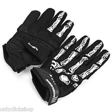 Shockproof MTB BMX Bike Full Finger Glove Mountain Bicycle Outdoor Cycling Sport