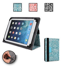 "KroO Paisley Universal Fit Folio Cover Case fit RCA 9"" Android Tablet"