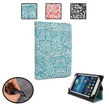"""KroO Paisley Universal Portfolio Cover Case fit Coby Kyros 7"""" MID7000 Series"""