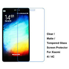 New Tempered Glass / Clear / Matte Film Screen Protector For Xiaomi Mi 4i / 4C