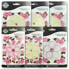 Jem Easy Rose Cutter Sugarcraft Cake Decorating  - Choice of 50mm - 110mm