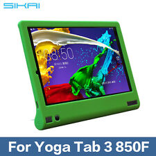 Soft Silicone Rubber Gel Tpu Case Cover Skin For Lenovo Yoga TAB 3 850F 8 Tablet