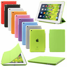 New Slim Magnetic Flip Stand Case Smart Cover for Apple iPad 2 3 4 Air Mini 1ST