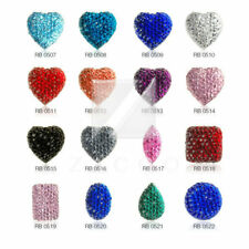 Resin Flatback Vintage Cabochon Bead Heart Love Oblong Round Square Oval Choose