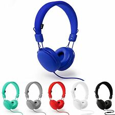 BUZZ Kids Childrens Girls Teens Boys Headphones For Pad Hudl DVD InnoTab