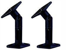 (2) Speaker Wall Mount Stand Brackets - Bose Acoustimass 10 - ( 1 Pair )