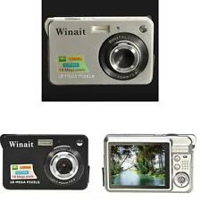 "720P 18 Mega Pixels CMOS 2.7"" TFT LCD Screen Digital Camera Video Camcorder Lot"