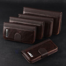 Hot Sale Leather Flip Stand Card Slot Wallet Pouch Magnetic Skin Hard Case Cover
