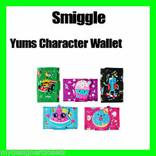 Smiggle Yums Character Wallet (Limited Edition)