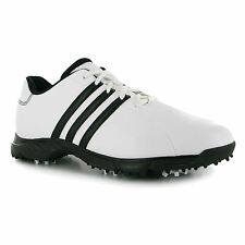 Adidas Golflite Mens Golf Shoes Wht Golfing Footwear