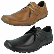 SALE Mens Base leather lace up shoe SPRING EXCEL large shoe sizes