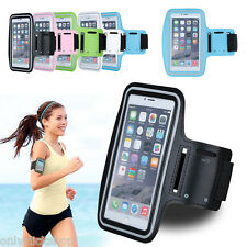 """4.7"""" Multi-color Sport Armband Waterproof Case For iPhone 6 5s 5c 4 4s iPod MP3"""