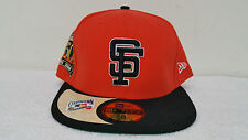 San Francisco Giants Hat Cap New By New Era Coopstown Collection