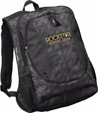 """Pro Circuit Monster Tribute Fits Most 17"""" Laptops Backpack/Bag, Black/Green NEW"""