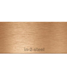 Copper Sheet - C106 0.9mm Thickness