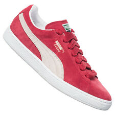 Mens Puma Suede Classic Trainers Retro  Ribbon Red UK Size 9.5 NEW