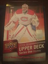 2015 16 Upper Deck HOCKEY TEAM Sets Series I & II U Pick & Choose YOUR Team !