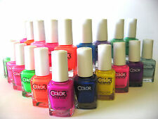 Color Club Nail Polish  - Neons & Neon Glitter Pick 1; 3 FOR   SPECIAL DEAL