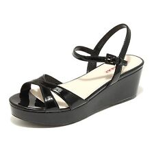 44346 sandalo PRADA SPORT zeppa scarpa donna shoes women